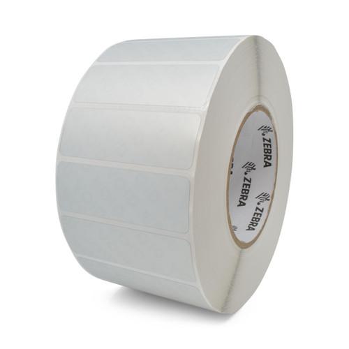 "Zebra 3"" x 1"" 8000T Void Matte Label (Silver) (Case) - 10022915"
