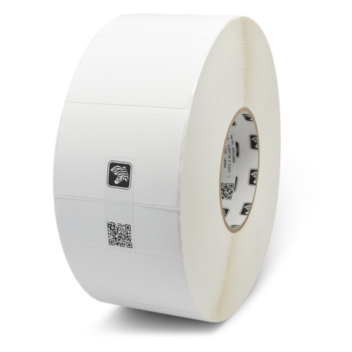 "Zebra 3"" x 2"" PolyPro 3000T Label (Case) - 10011991"