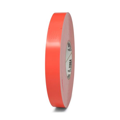 "Zebra 1"" x 10"" Z-Band Fun Wristband (Red) (Case) - 10012714-1"