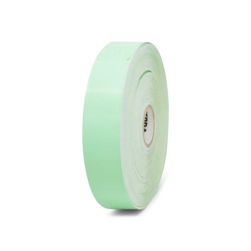"Zebra 1"" x 10"" Z-Band Fun Wristband (Green) (Case) - 10012712-4"