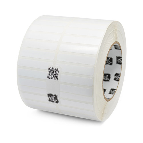 "Zebra 1.75"" x 0.75"" PolyPro 3000T Label (Case) - 10011988"