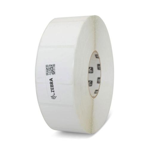 "Zebra 1"" x 1"" PolyPro 3000T Label (Case) - 10023327"