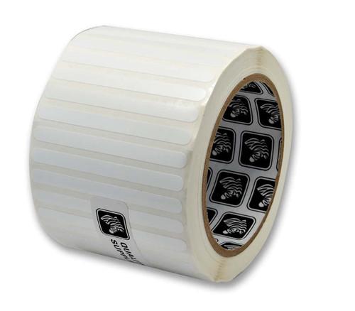 """Zebra 3"""" x 0.313"""" Z-Supreme 2000T Label (Case) - 10023215"""