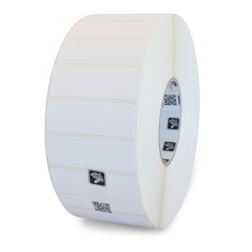 """Zebra 3"""" x 0.313"""" Z-Ultimate 2000T Label (Case) - 10022963"""