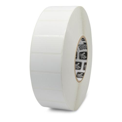 "Zebra 2"" x 1"" Z-Select 4000T Removable Label (Case) - 10022944"