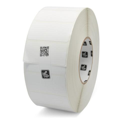 "Zebra 2.75"" x 1.25"" Z-Xtreme 4000T High-Tack Label (Case) - 10023228"