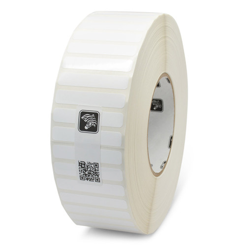 "Zebra 2"" x 1"" 8000T Void Gloss Label (Case) - 10023259"