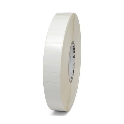 "Zebra 1"" x 0.5"" 8000T Void Gloss Label (Case) - 10023254"