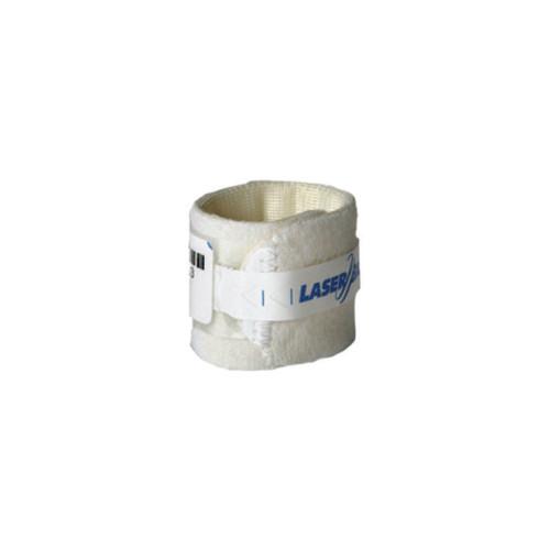 "Zebra 2.875"" x 0.4375"" ComfyCuff Security Seal Wristband (Case) - LB2-BABY-CCS"