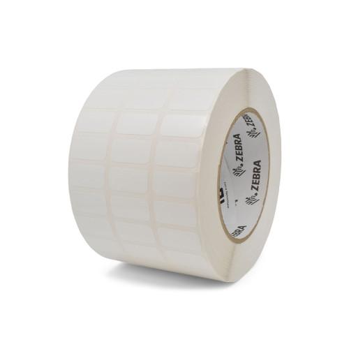 "Zebra 1"" x 0.5"" 8000T Void Gloss Label (Case) - 10023255"