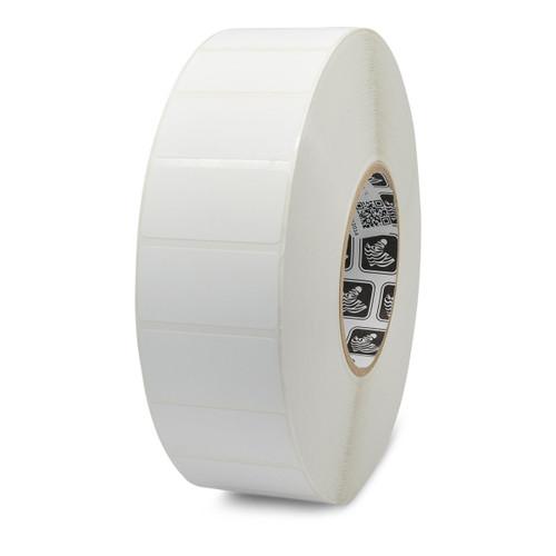 "Zebra 2"" x 1.25"" 8000D Lab Label (Case) - 10025472"