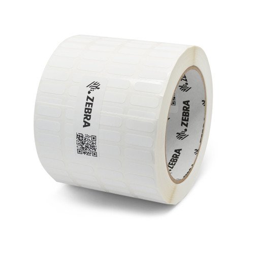 """Zebra 0.66"""" x 0.2"""" Z-Xtreme 4000T Label (Case) - 10023162"""