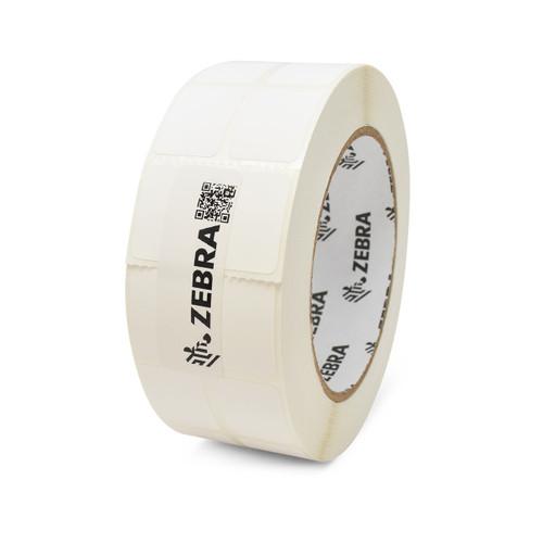 """Zebra 0.9"""" x 0.9"""" Z-Xtreme 4000T Label (Case) - 10023241"""