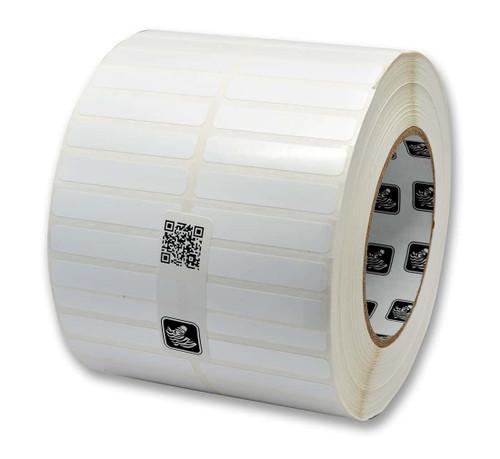 "Zebra 0.5"" x 1.5"" PolyPro 3000T Label (Case) - 10023264"