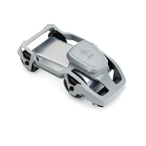 Zebra ZC100 / ZC300 Ribbon (Metallic Silver) (Case) - 800300-307
