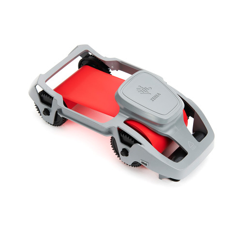 Zebra ZC100 / ZC300 Ribbon (Red) (Case) - 800300-302