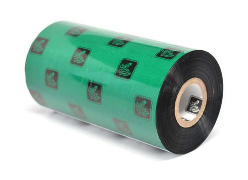 """Zebra 6.06"""" x 984' 5095 Resin Ribbon (Case) - 05095BK15430"""
