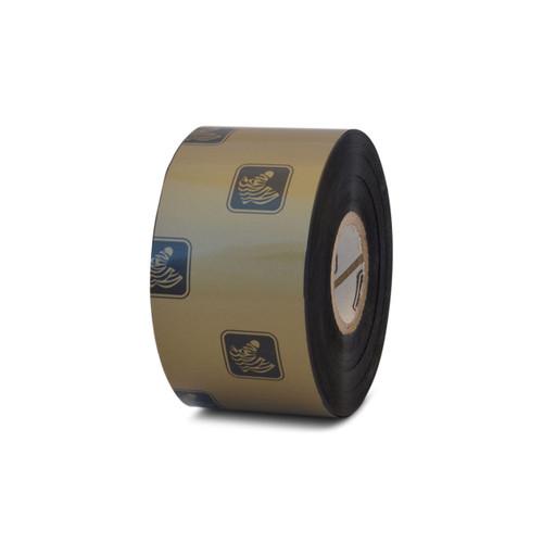 """Zebra 1.57"""" x 1,476' 5586 Wax/Resin Ribbon (Case) - 05586BK04045"""