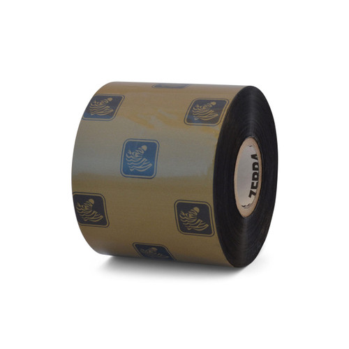 """Zebra 2.36"""" x 1,476' 5586 Wax/Resin Ribbon (Case) - 05586BK06045"""