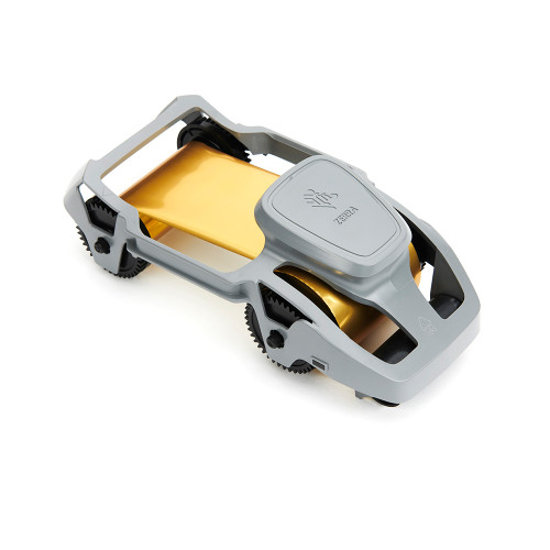 Zebra ZC100 / ZC300 Ribbon (Metallic Gold) (Case) - 800300-306