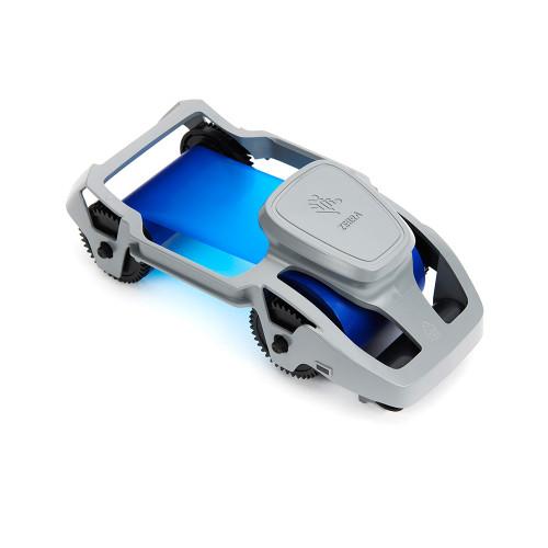 Zebra ZC100 / ZC300 Ribbon (Blue) (Case) - 800300-304