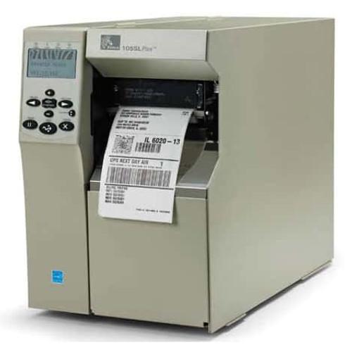 Zebra 105SL Plus Barcode Printer - 102-801-00000