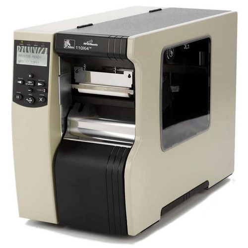 Zebra 110Xi4 RFID Barcode Printer - 116-801-00201