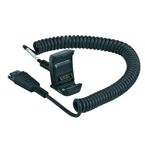 Zebra TX8X Cable - CBL-TC8X-AUDQD-01