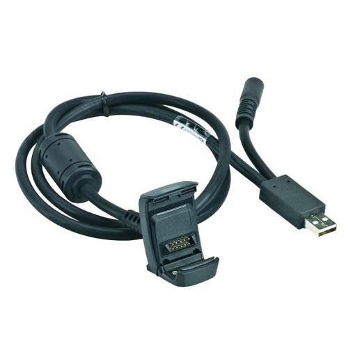 Zebra TC8000 Cable - CBL-TC8X-USBCHG-01