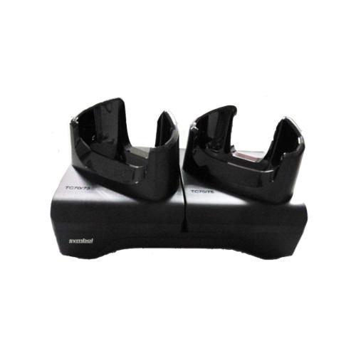 Zebra TC7X 2-Slot Charging Cradle - CRD-TC7X-SE2CU2-02