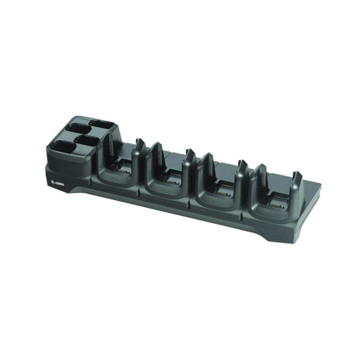 Zebra MC3300 4-Slot Ethernet Cradle - CRD-MC33-4SE4BC-01