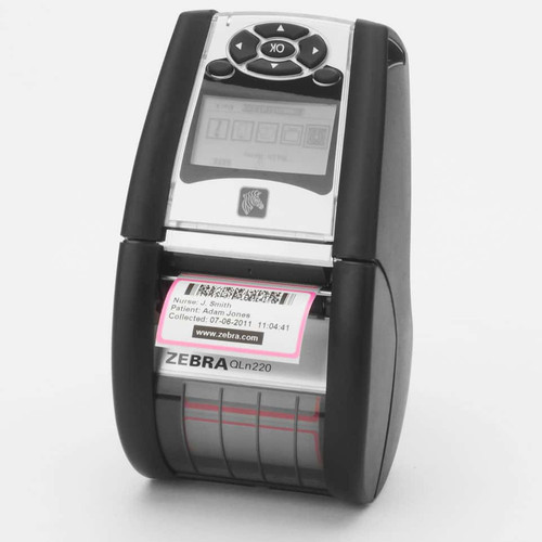 Zebra QLn220 Barcode Printer - QN2-AUNA0M00-00