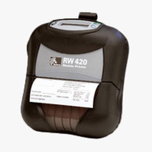 Zebra RW420 Barcode Printer - R4P-6UBA0000-00