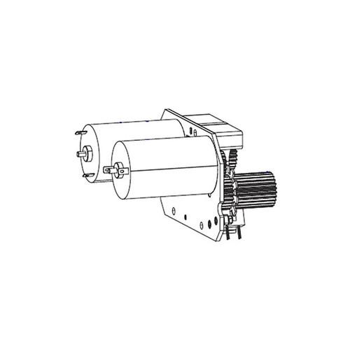 Zebra ZE500-4, ZE500-6 Conversion Kit - P1046696-035