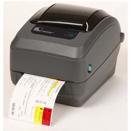 Zebra GX430T Barcode Printer - GX43-102810-000