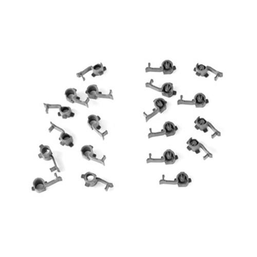 Zebra ZD410D/ZD420C Platen Roller Bearings - P1079903-014