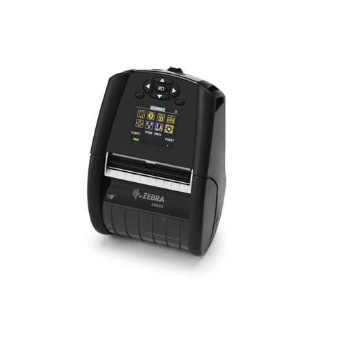 Zebra ZQ620 Barcode Printer (Linerless) - ZQ62-AUFB0B0-00