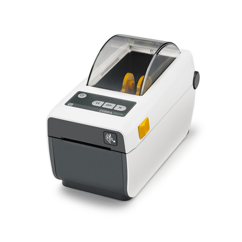 Zebra ZD410 Healthcare Barcode Printer - ZD41H22-D01000EZ