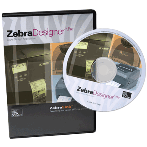 Zebra Designer XML Software - 13833-002