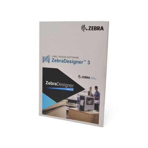 Zebra Designer Pro V3 Software Key Card - P1109020