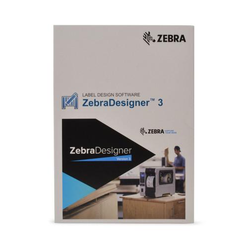 Zebra Designer Pro V3 Software Email Delivery - P1109127