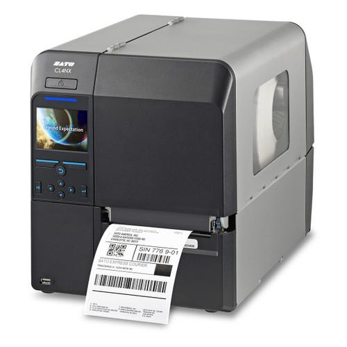 SATO CL412NX Barcode Printer - WWCL20161