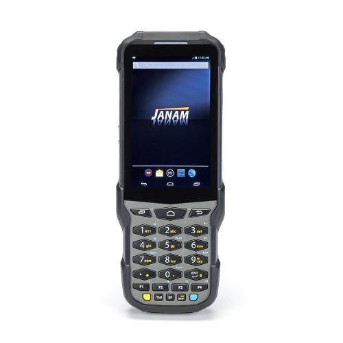 Janam XG200 Mobile Computer - XG200-ENKDNKNC00
