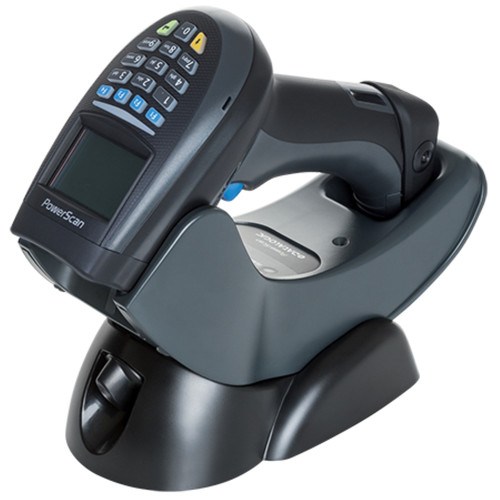 Datalogic PowerScan PBT9500 Barcode Scanner - PBT9500-BK-RTK20