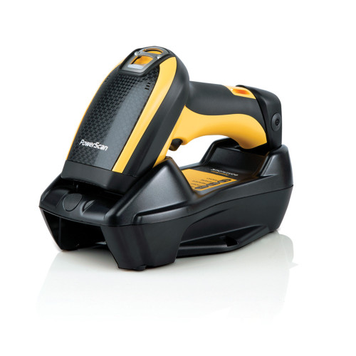 Datalogic PowerScan PM9501 Barcode Scanner - PM9501-DPM910RBK30