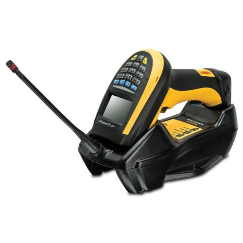 Datalogic PowerScan PM9501 Barcode Scanner - PM9501-HP910RBK30