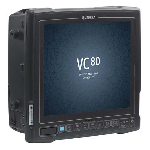 Zebra VC80 Vehicle Mount Computer - VC8010FSBC31CBAAXX