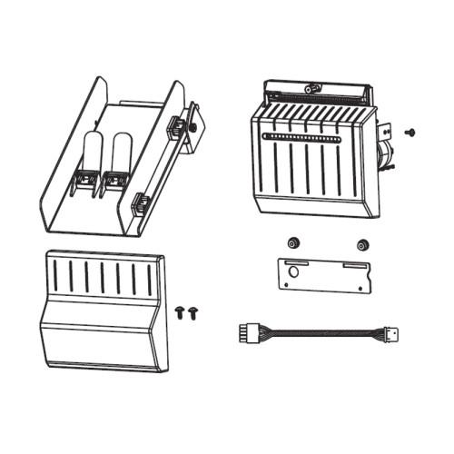 Zebra ZT620 Cutter Upgrade Kit - P1083320-119