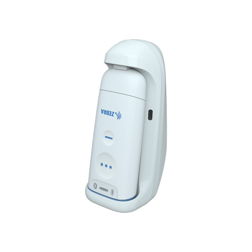 Zebra CS60-HC Healthcare Barcode Scanner (Cordless) - CS6080-HCB0000TP1W
