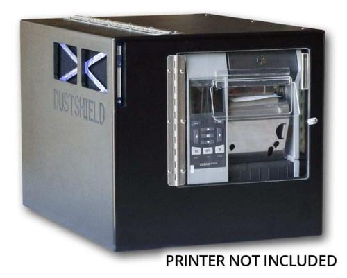 DustShield Barcode Printer Enclosure Accessory - DS316-Zebra